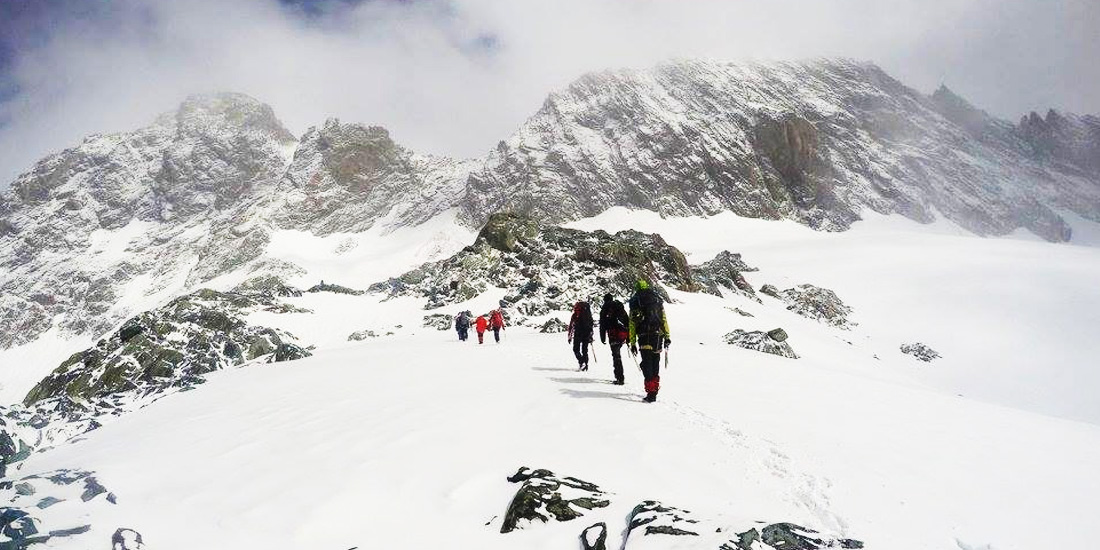 alpinism austria alpi