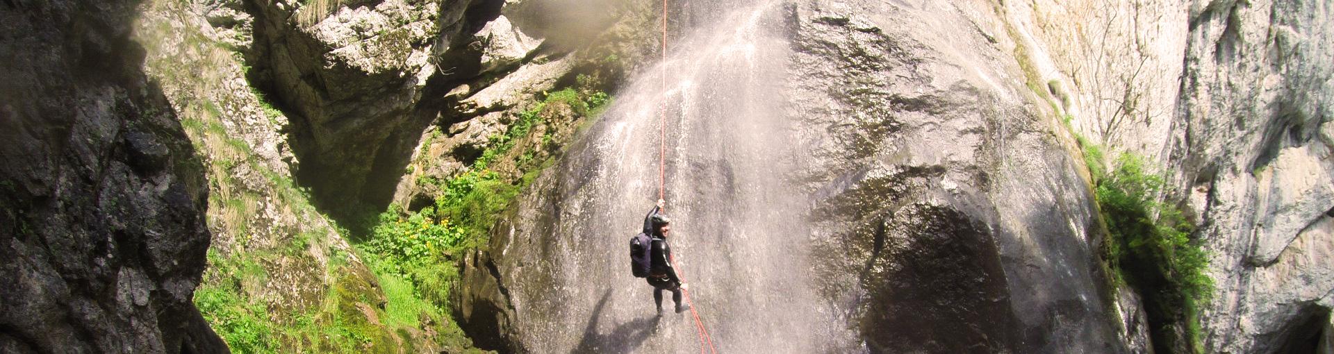 Canyoning Cluj