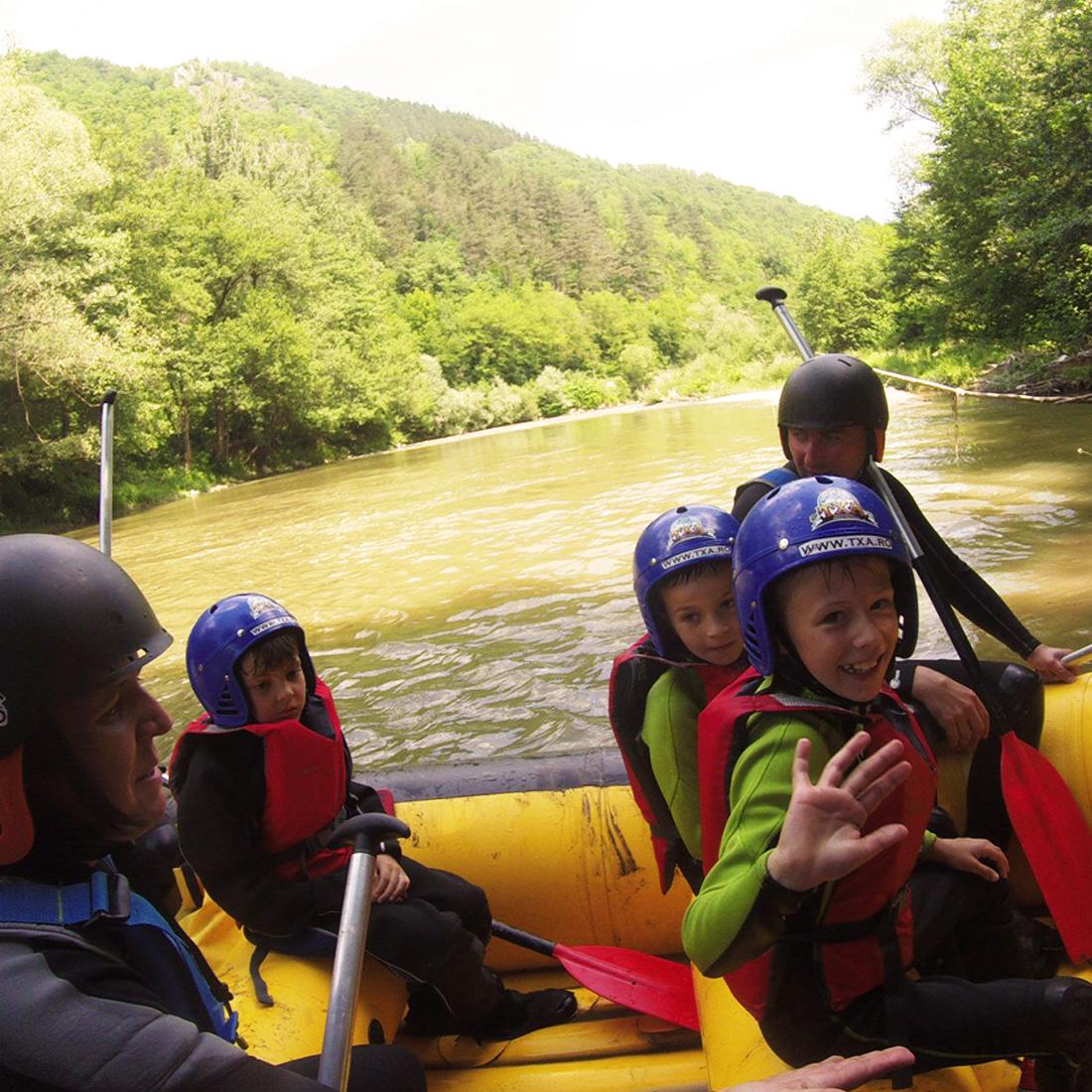 rafting aries