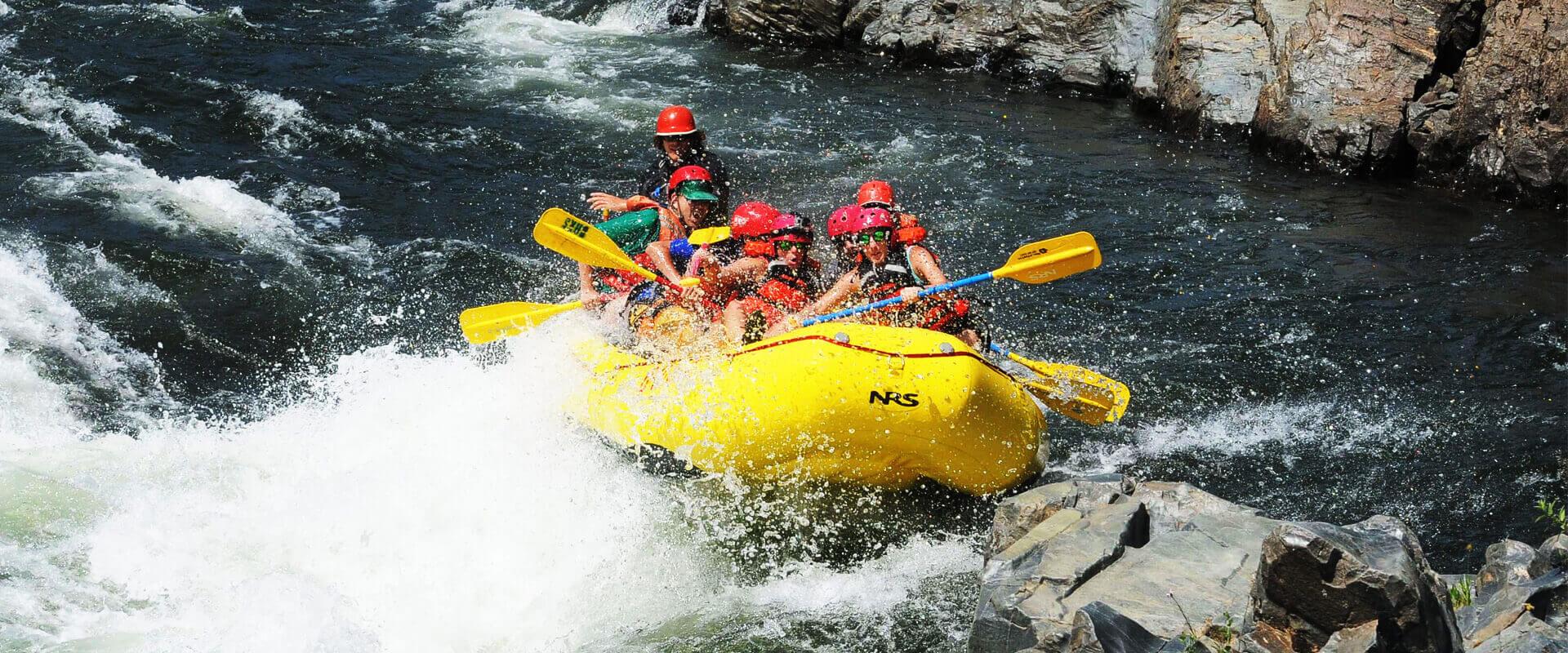 Rafting Jiu