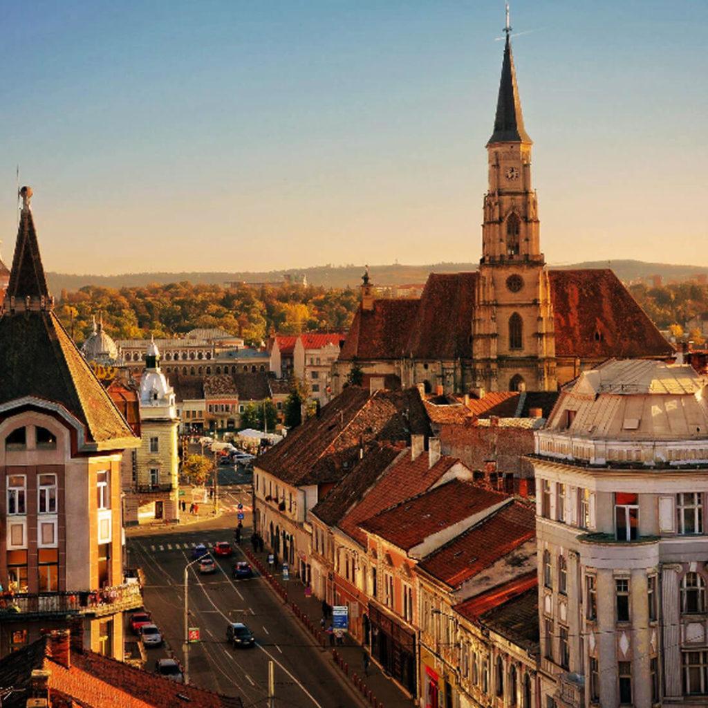 Transilvania Cluj-Napoca