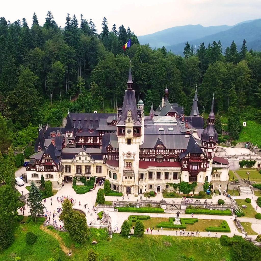 Transilvania Castelul Peles
