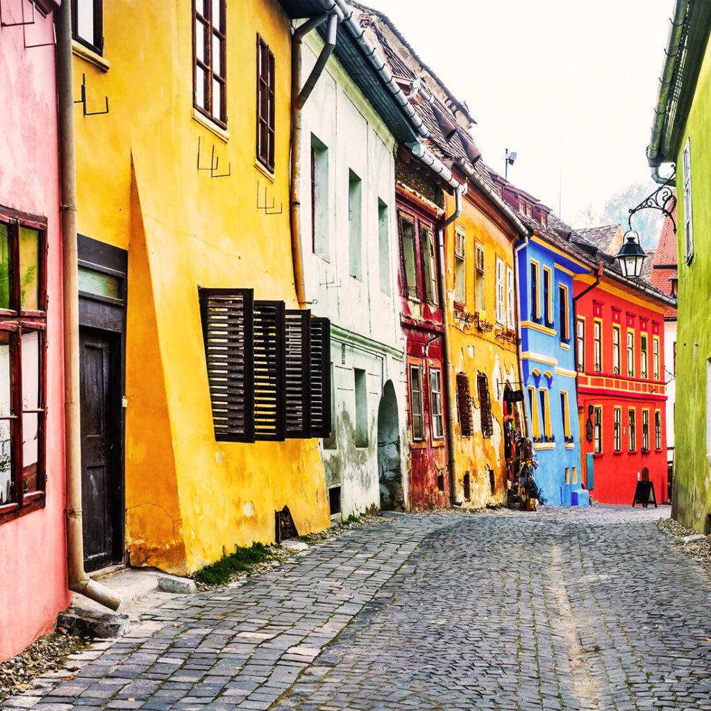 Transilvania Sighisioara