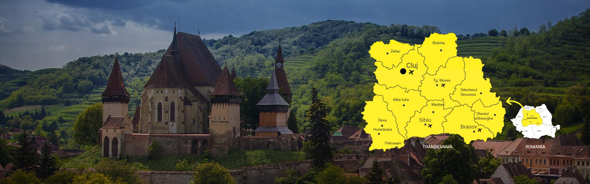 Aventura si activitati outdoor in Transilvania