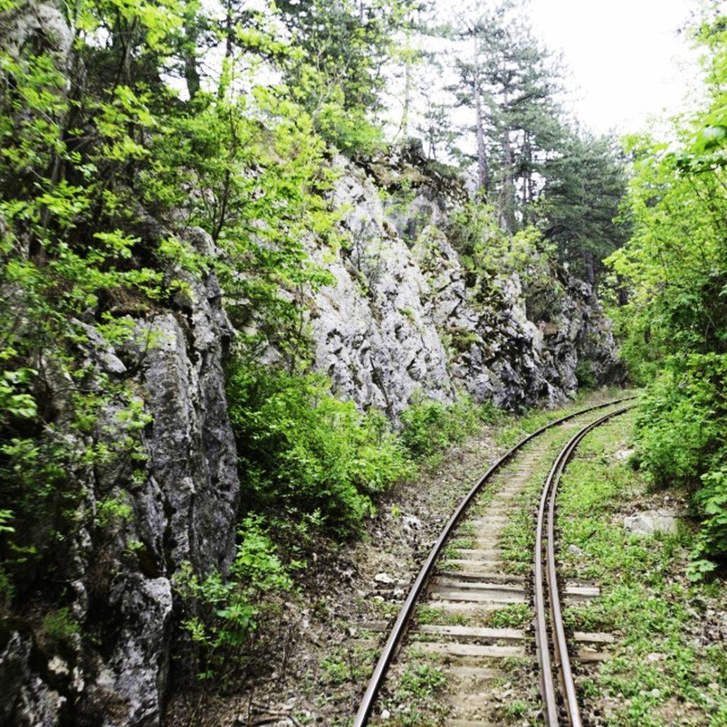 Calea ferata Oravita Anina
